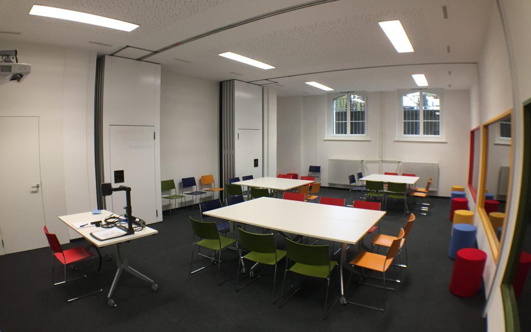 Learning Lab à Regina Mundi – Premiers tests !
