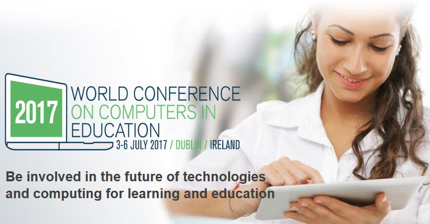 Présentation des premières analyses de Classcraft lors du WCCE2017 à Dublin