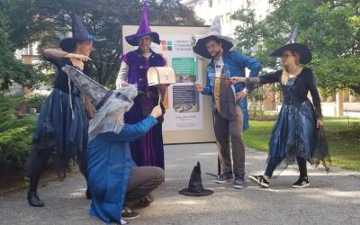 Péroll'ard, un jeu dédié à la découverte de l'Université de Fribourg