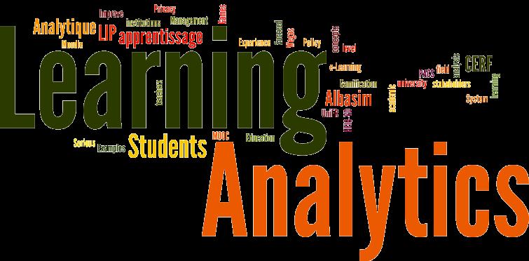 Séminaire du CERF : analytique de l'apprentissage