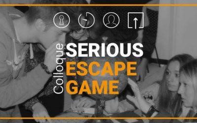 Serious Escape Game – Lille – Jour 2