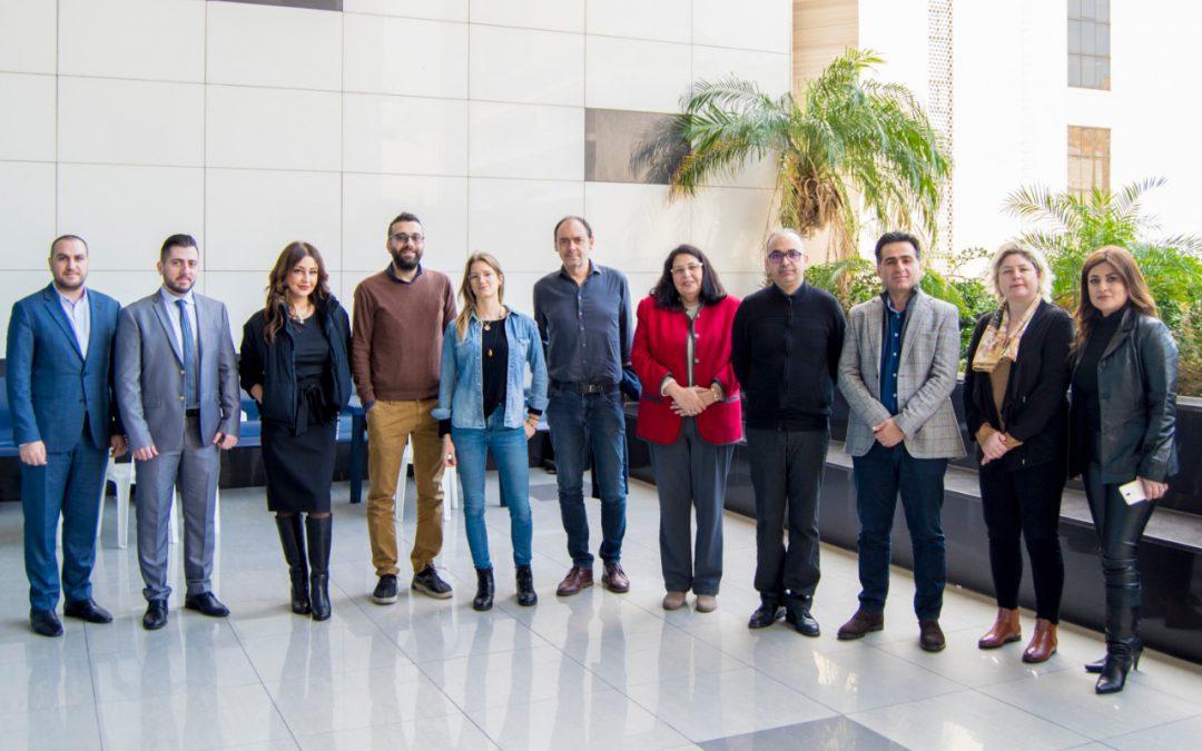 2ème rencontre de LETS – Learning Lab network à Beyrouth