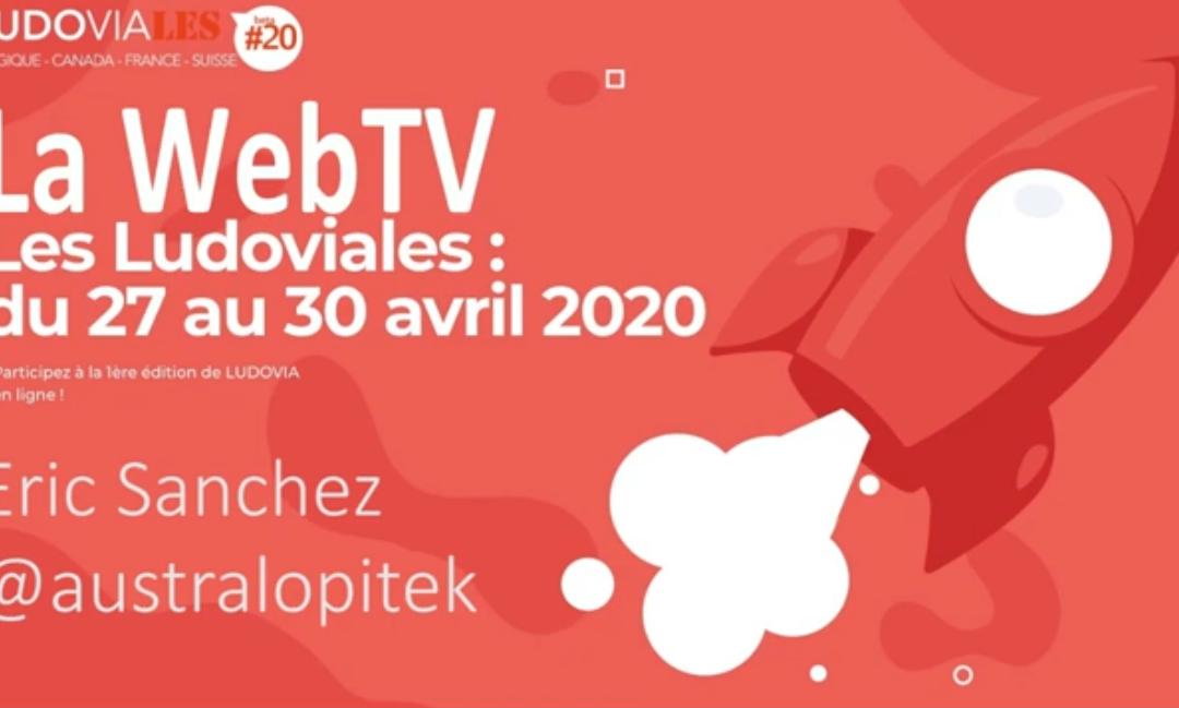 Le LIP aux Ludoviales 2020