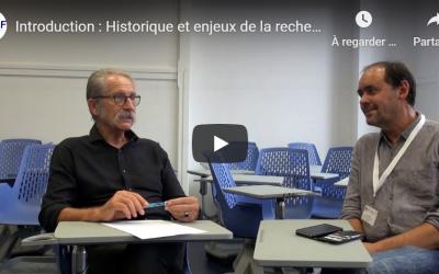 Historique et enjeux de la recherche en EIAH